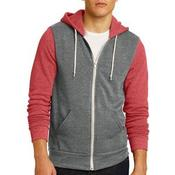 Alternative Colorblock Rocky Eco ™ Fleece Zip Hoodie