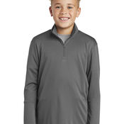 ® Youth PosiCharge ® Competitor ™ 1/4 Zip Pullover