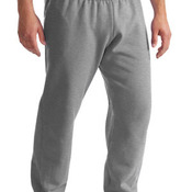 DryBlend ® Open Bottom Sweatpant
